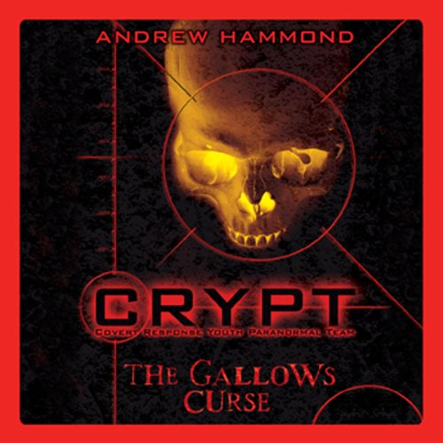 Crypt: The Gallows Curse audiobook cover art