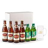 【WEB限定】ベトナムビール 飲み比べギフトBOX【グラス付】 [ ベトナム 2080ml /6本 ]