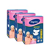 "Best Adult Diapers - Dignity Magna Adult Diapers, Medium, Waist Size 28"" Review"