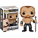 Gogowin Pop Television : Game of Thrones - The Mountain#31 3.75inch Vinyl Gift for Fantasy Fans Chib...