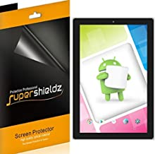 (3 Pack) Supershieldz Designed for Nextbook Ares 10A 10.1 inch Screen Protector, High Definition Clear Shield (PET)