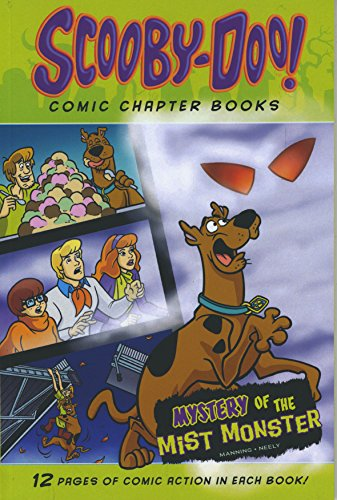 Mystery of the Mist Monster (Scooby-Doo! Comic Chapter Books)