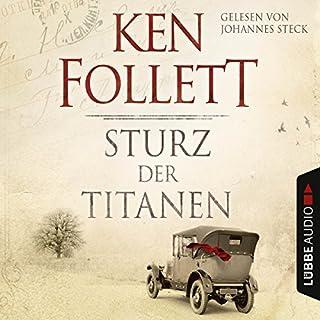 Sturz der Titanen audiobook cover art