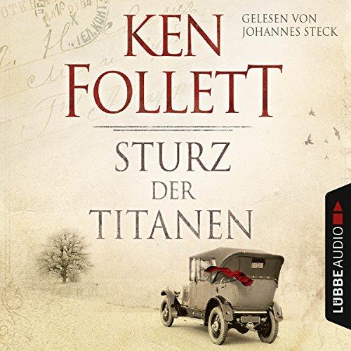 Sturz der Titanen (Die Jahrhundert-Saga 1) cover art