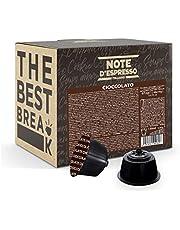 Note d'Espresso - Chocolat - Capsules de Chocolat - Exclusivement Compatible avec les Machines Nescafé* et Dolce Gusto* - 48 x 14 g