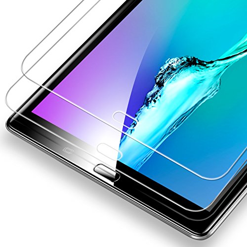 ESR 2 X Samsung Galaxy Tab A 10.1 Schutzfolie, Samsung T580 Panzerglas, Tempered Glas Folie Panzerglas Bildschirmschutz Folie für Samsung Galaxy Tab A 10.1 2016 T580/T580N
