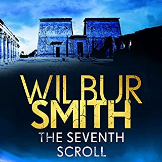 The Seventh Scroll cover art