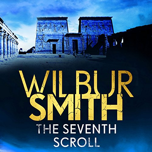 Seventh Scroll audiobook cover art