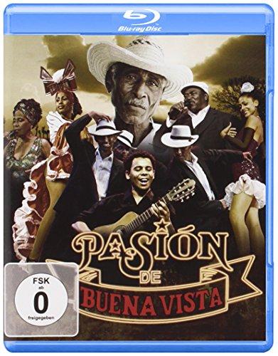 Pasion De Buena Vista [Blu-Ray]