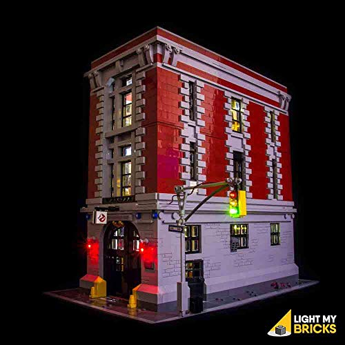 Lego® Ghostbusters Firehouse Headquarters #75827 Light Kit