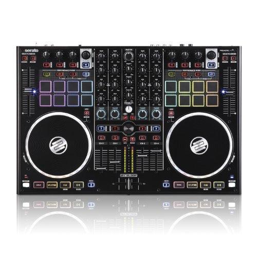 Reloop Terminal Mix 8 4-Deck Serato DJ-Performance Pad Controller (TM8)