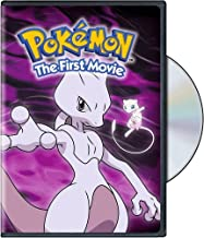Pokemon the First Movie: Mewtwo Strikes