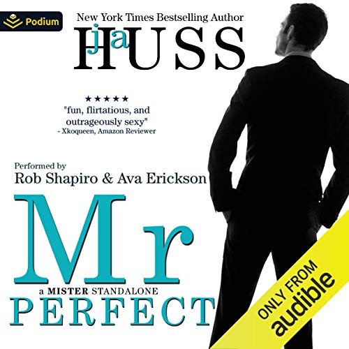 Mr. Perfect: A Mister Standalone cover art