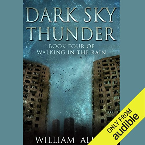 Dark Sky Thunder audiobook cover art