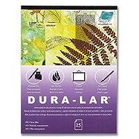 Grafix Clear .003 Dura-Lar Film, 23cm by 30cm, 25 Sheets