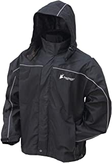 Toadz Highway Reflective Jacket, Black