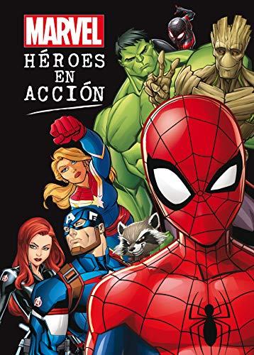 Marvel. Héroes en acción: Colección de cuentos (Marvel. Superhéroes)