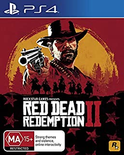 Red Dead Redemption II - PlayStation 4 (B079J83PQ9) | Amazon price tracker / tracking, Amazon price history charts, Amazon price watches, Amazon price drop alerts