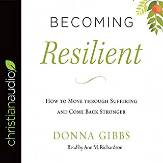Becoming Resilient cover art
