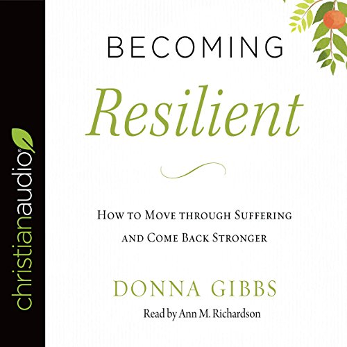 Becoming Resilient audiobook cover art
