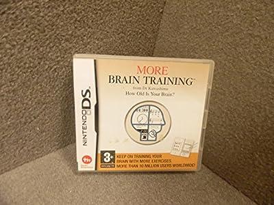 Nintendo DS™ More Brain Training Game