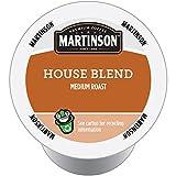 Martinson Single Serve Coffee Capsules, House Blend,...
