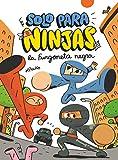 La furgoneta negra: 1 (Solo para ninjas)...