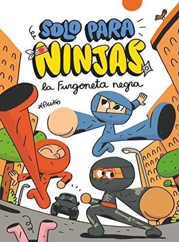 La furgoneta negra: 1 (Solo para ninjas)