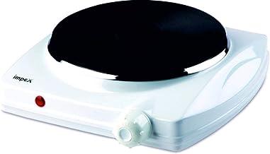 طبق تسخين فردي كهربائي سعة 1500 وات HP-102 من Impex