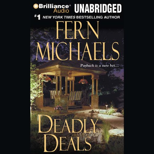 Deadly Deals audiobook cover art