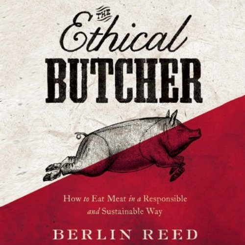 The Ethical Butcher audiobook cover art