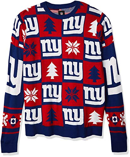 NFL DALLAS COWBOYS PATCHES Ugly Sweater, Large>