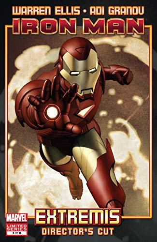 Iron Man: Extremis - Director's Cut (2010) #4 (of 6) (English Edition)