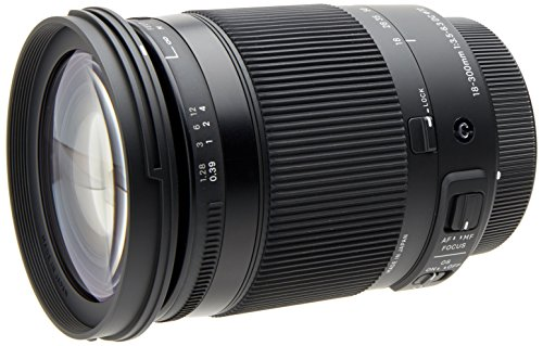 Sigma 886101 18-300mm F3.5-6.3 DC Macro OS HSM Lens for C