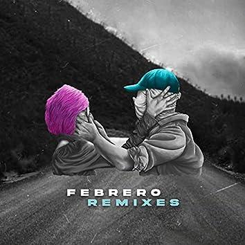 Febrero Remixes