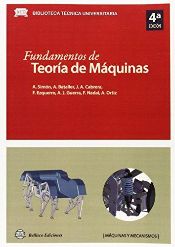 Fundamentos De Teoría De Máquinas (Tecnica Universitaria)