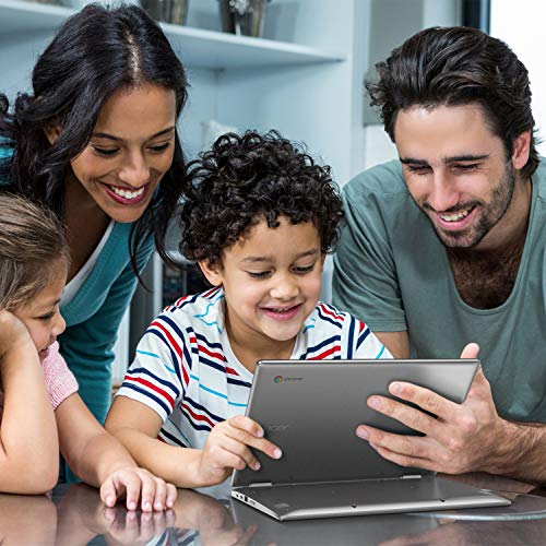Product Image 6: Acer Chromebook Spin 311 Convertible Laptop, Intel Celeron N4020, 11.6″ HD Touch, 4GB LPDDR4, 32GB eMMC, Gigabit Wi-Fi 5, Bluetooth 5.0, Google Chrome, CP311-2H-C679