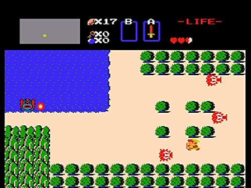 51BeS1xDsiS. SL500  - Nintendo Game & Watch: The Legend of Zelda - Not Machine Specific