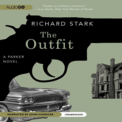 The Outfit cover art