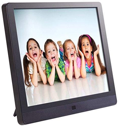 Pix-Star 15 Inch Wi-Fi Cloud Digital Photo Frame w/ Memory Card