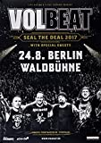 Volbeat - Seal The Deal, Berlin 2017 »