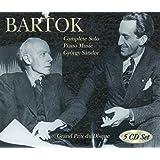 BARTOK/ COMPLETE SOLO PIANO MUSIC