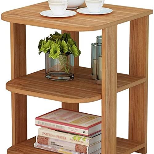Eortzzpc Sofa Side Table, Kaffeetische glatt minimalistische Couchtisch-Sofatisch Kleine quadratische Tischständer Multicolor Optionale Endtische (Farbe: c),End Table for Living Room (Color : A)
