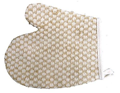 GLAMOUR INSTITUT Gant de Friction Ramie/Coton