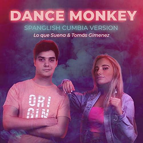 Lo Que Suena feat. Tomás Giménez