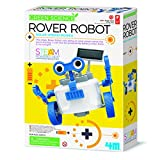 4M- Set ingeniería Solar Rover Robot, Multicolor (00-03417)