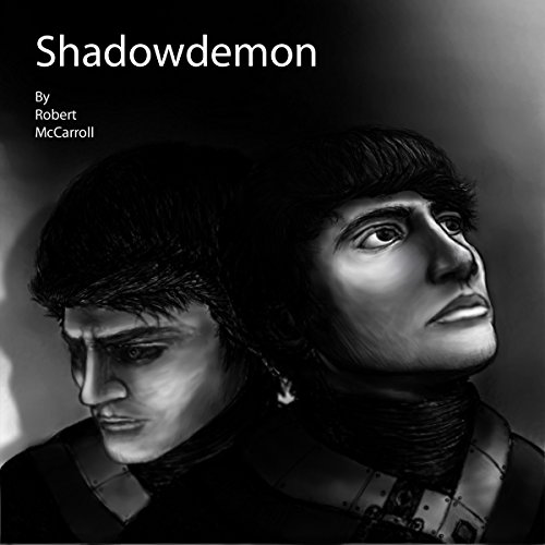 Shadowdemon audiobook cover art