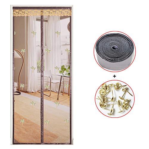 Xervg Balkon Deur Zomer mute anti-muggen deur gordijn encryptie scherm deur scherm