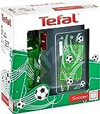Tefal Kinder Lunchbox und Getränke Flasche Fußball Design