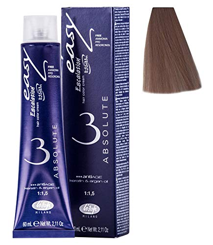 Lisap Easy Absolute 3 Hair Some reservation Color Cream - 2 99 07 60 fl.oz. Ranking TOP18 ml.